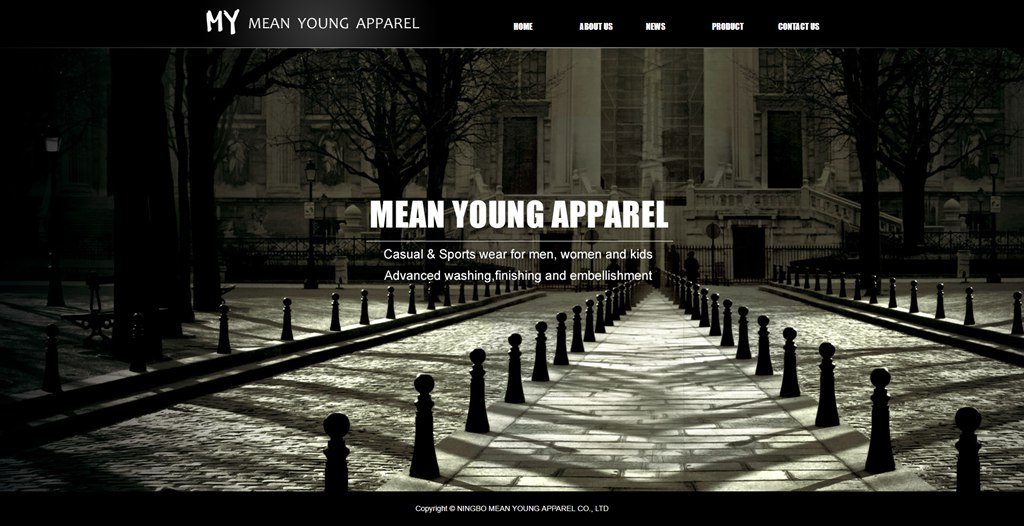 NINGBO MEAN YOUNG APPAREL CO., LTD